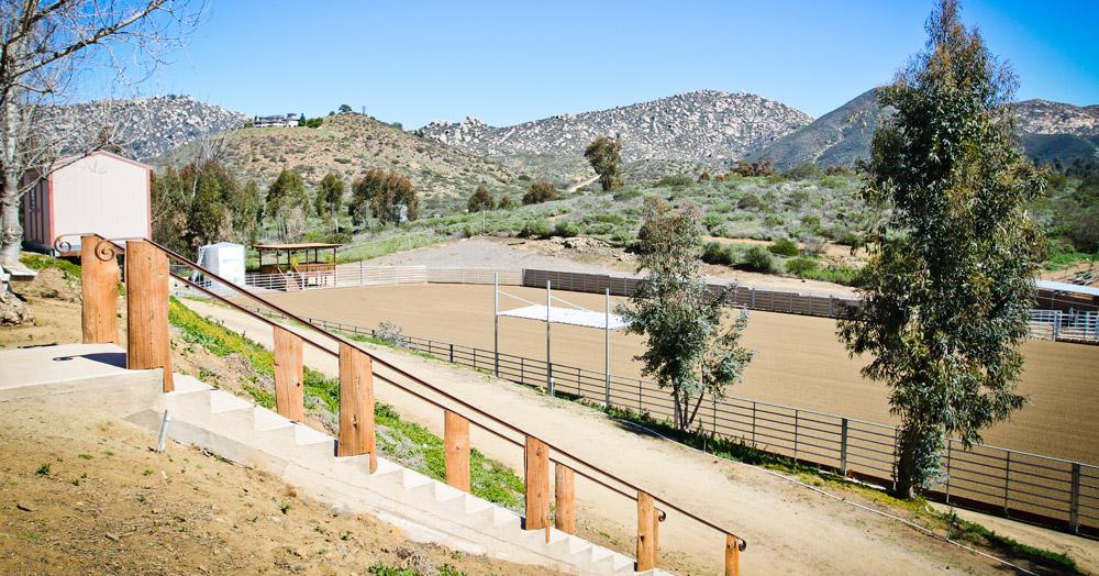 Poway Equestrian Center Arena
